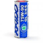 XADO Atomic Oil 75W-90 GL-3/4/5-